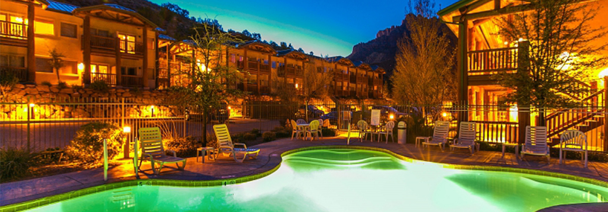 Majestic View Lodge Pool